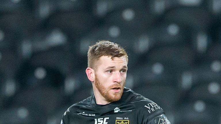 Marc Sneyd signs three-year extension with Hull FC | Rugby League News |