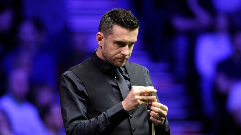 Mark Selby says 'enjoyment' is the biggest thing keeping him going in the sport