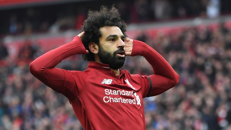 Mohamed Salah has proved an excellent signing since he joined Liverpool from Roma in June 2017