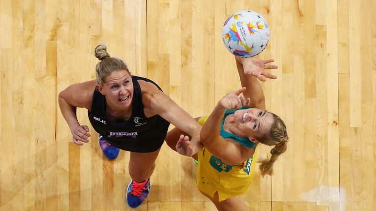 Every match of the Vitality Netball World Cup 2019 will be live on Sky Sports
