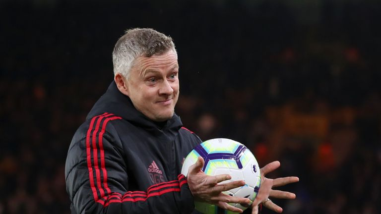 Ole Gunnar Solskjaer is expected to re-shape United's squad in the summer