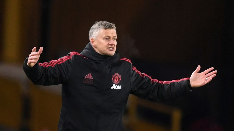 Ole Gunnar Solskjaer's Manchester United side face Barcelona again on Tuesday