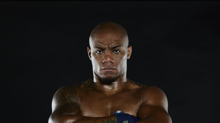 Oscar Rivas faces Dillian Whyte at The O2 on July 20, live on Sky Sports Box Office