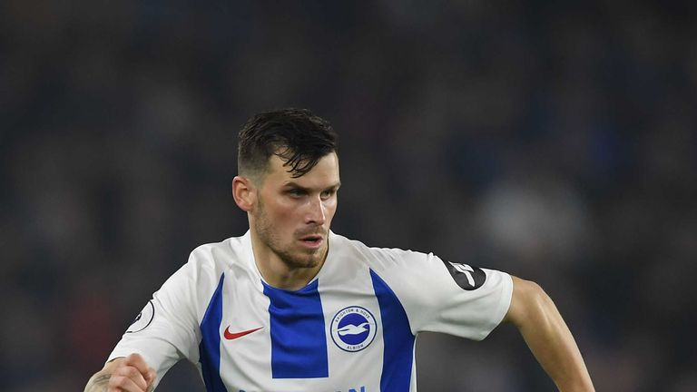 Pressure will now be on the returning Pascal Gross to provide a spark