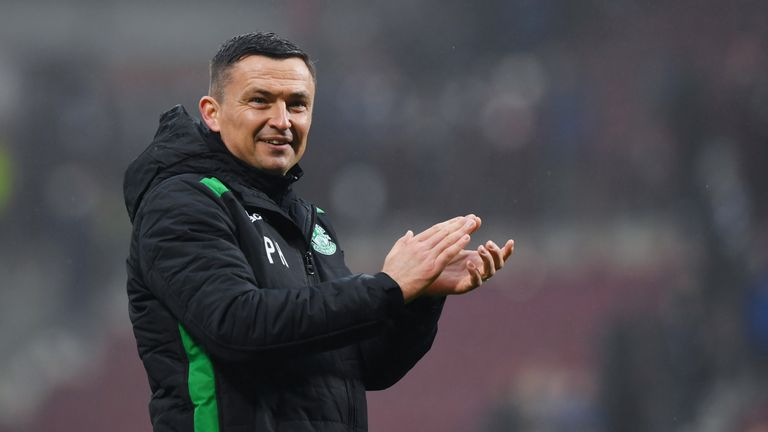 Heckingbottom has found Scottish football to be a welcome test