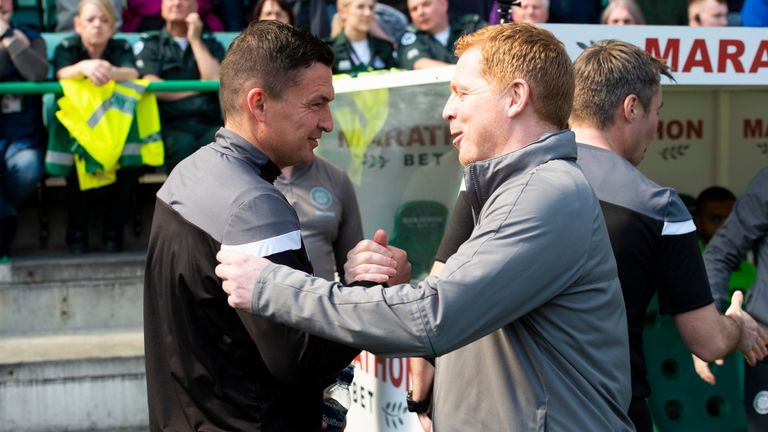 Heckingbottom made a swift impact following the exit of Neil Lennon