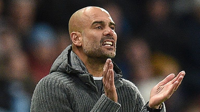 Pep Guardiola kept his players in London between the FA Cup semi-final and the Champions League tie