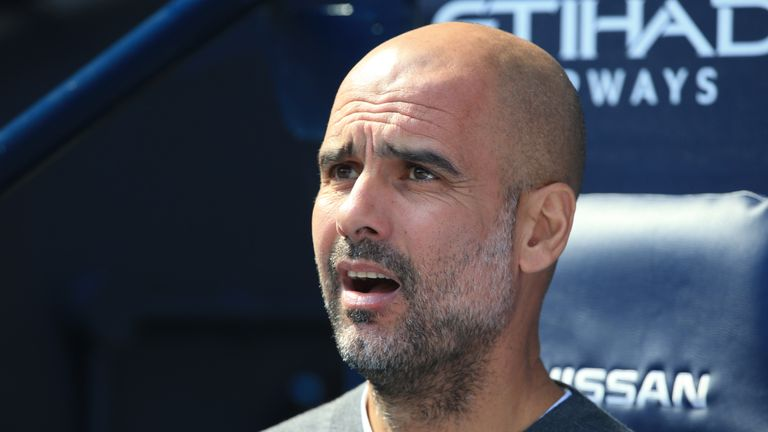 Pep Guardiola knows his Manchester City side cannot afford to slip up