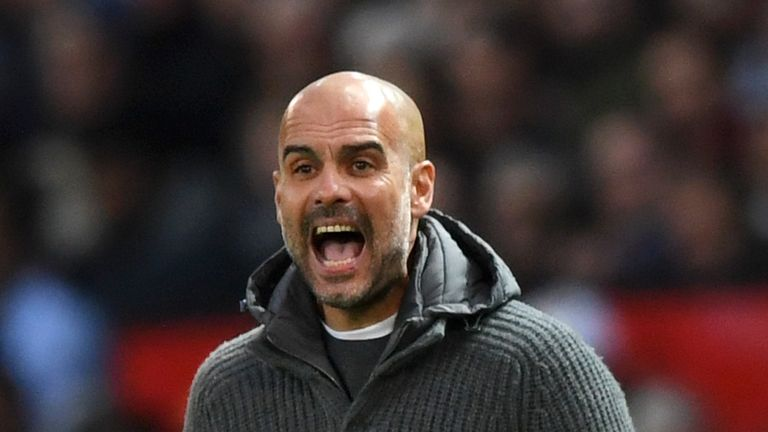 Pep Guardiola is said to be a summer target for Juventus