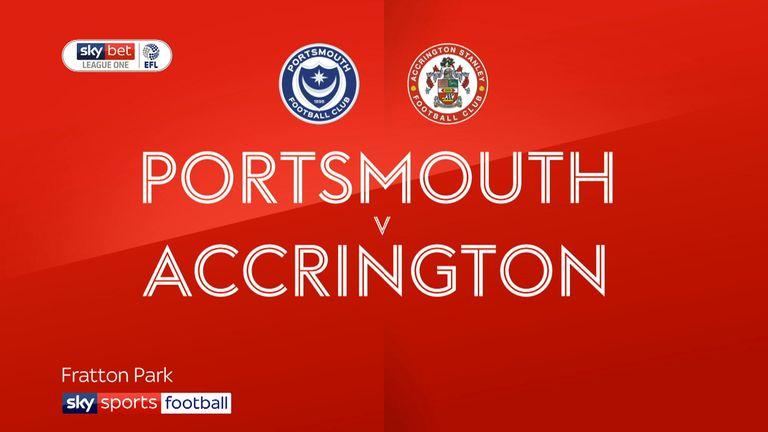 Portsmouth vs Accrington preview