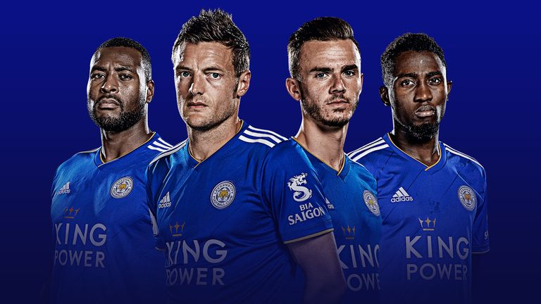 Premier League Power Rankings: Leicester City's Jamie Vardy