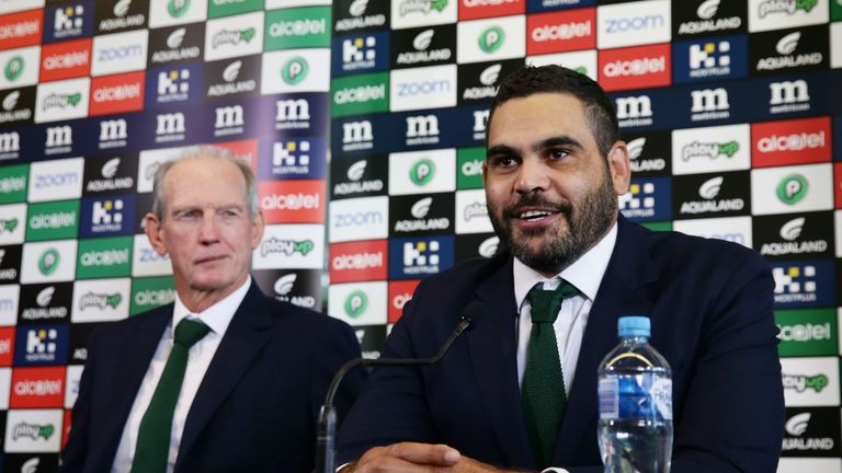 Inglis had 18-months left on his contract but has been battling injury