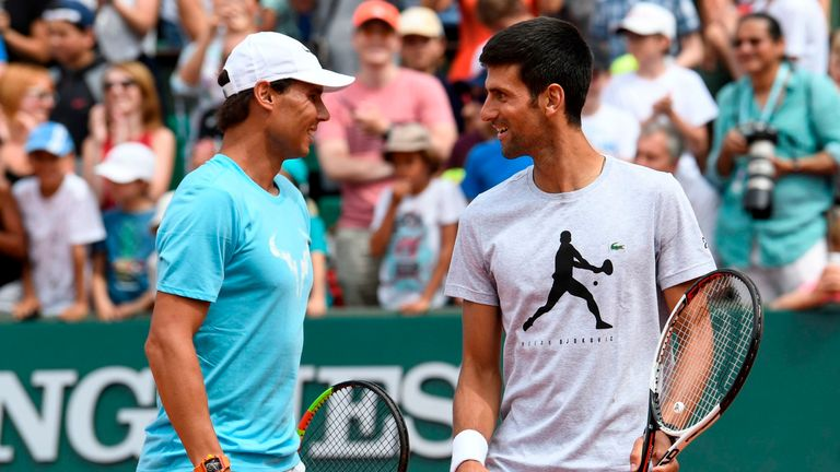 Novak Djokovic says beating Rafael Nadal at French Open is 'ultimate challenge'  | Tennis News |