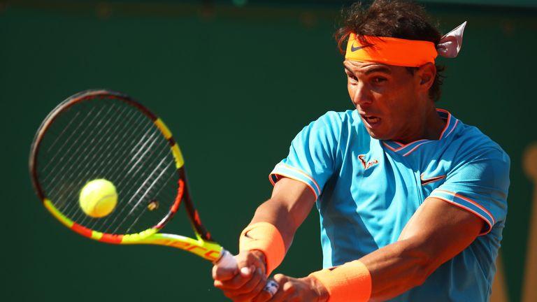 Rafael Nadal will meet Grigor Dimitrov in the third round