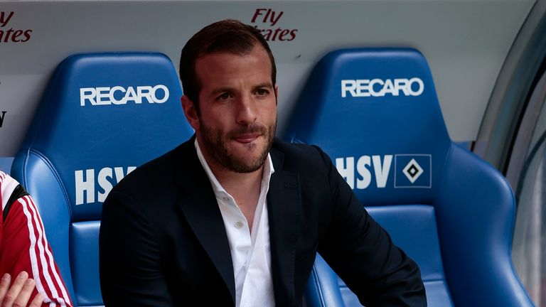 Rafael van der Vaart is set to make an appearance at a BDO event in Denmark next month