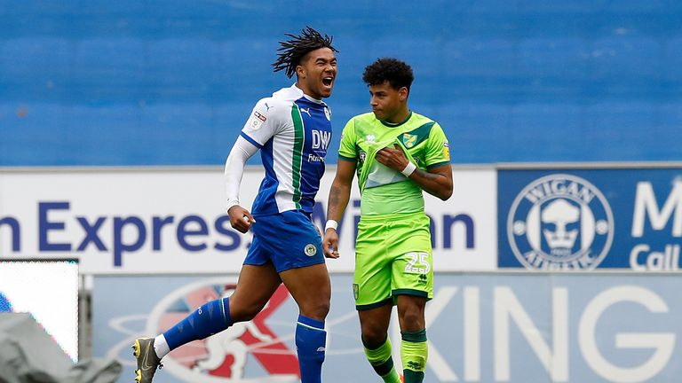 Reece James could be the heir apparent to Chelsea's right-back spot