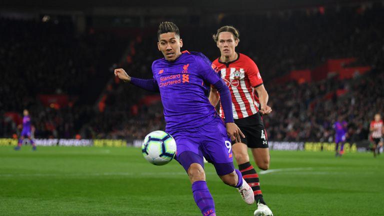 Charlie Nicholas says the return to form of Roberto Firmino has aided Salah