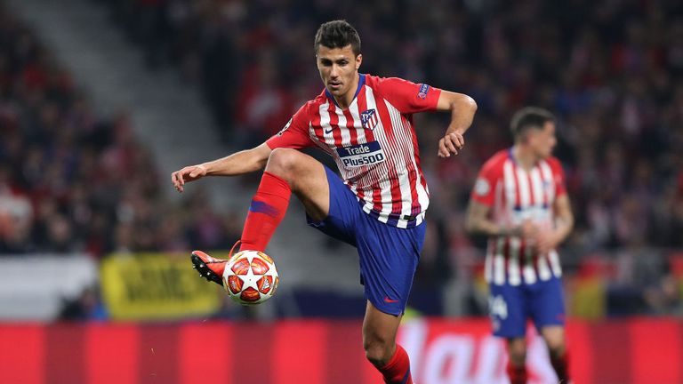 Rodri has enjoyed a strong first season at the Wanda Metropolitano since joining from Villarreal