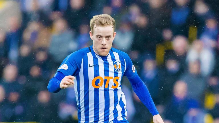 Rory McKenzie will now be available for Kilmarnock's game at Celtic on Saturday