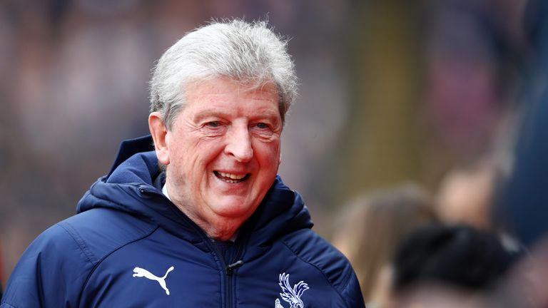 Hodgson became the oldest manager in the Premier League this season