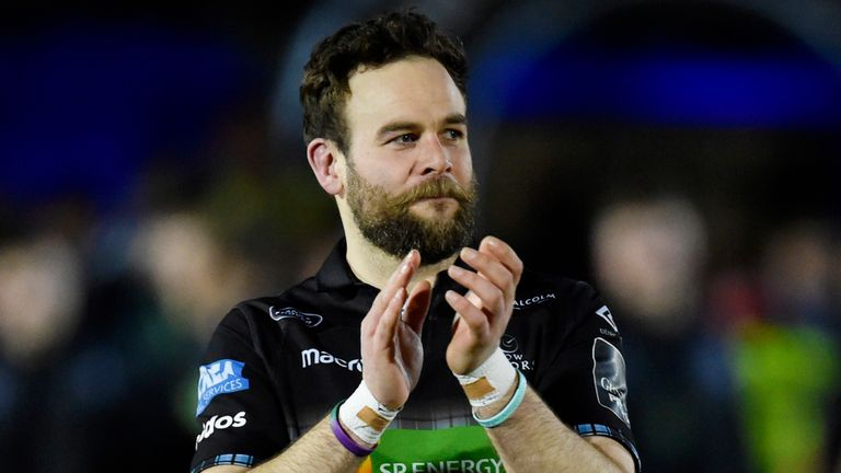 Ruaridh Jackson will remain with the Warriors until the end of next season