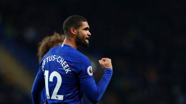 Loftus-Cheek scored ten goals in all competitions last season