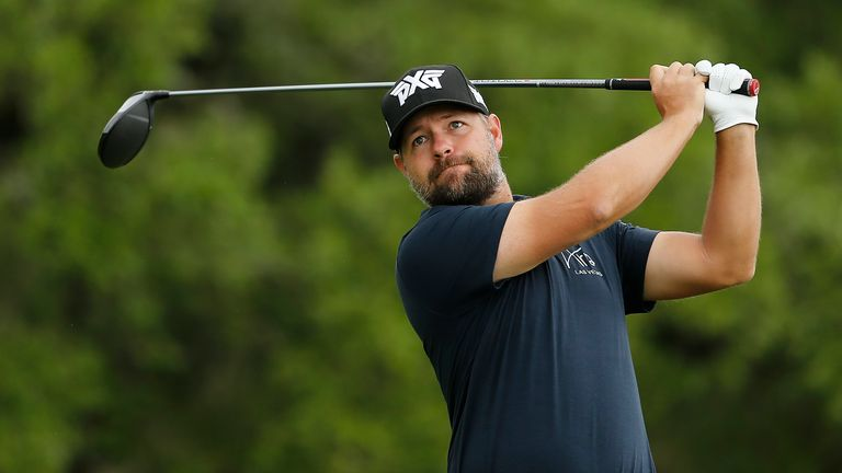 Ryan Moore made a bold attempt to claim his sixth PGA Tour crown