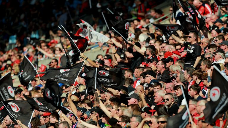 Saracens against Leinster are both deserving of their places in the final
