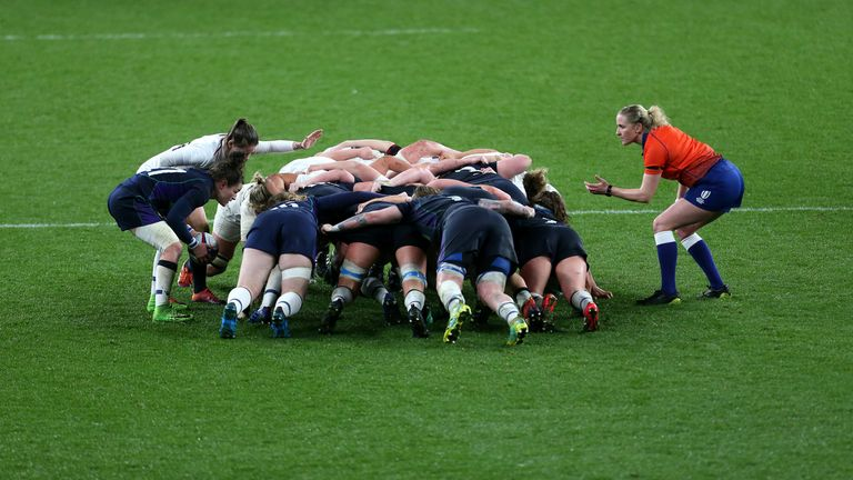 Scotland came last in the 2019 women's Six Nations
