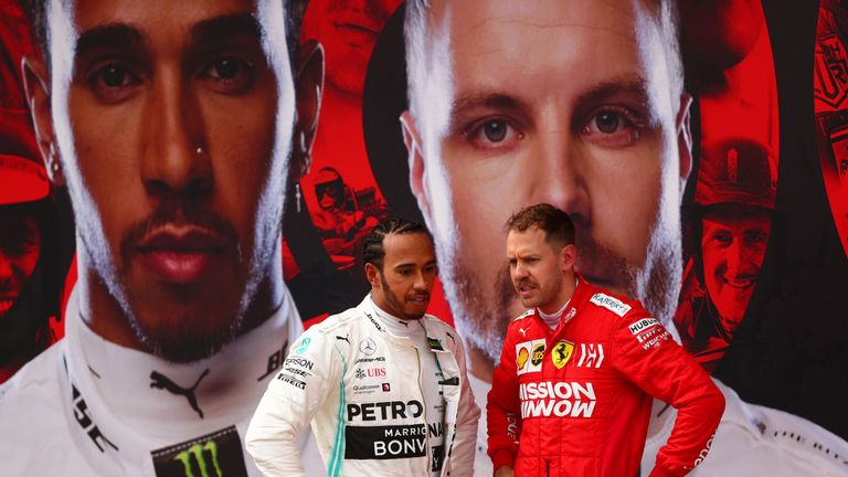 Mercedes ahead of Ferrari in China: Has F1 2019 revealed its true face? | F1 News