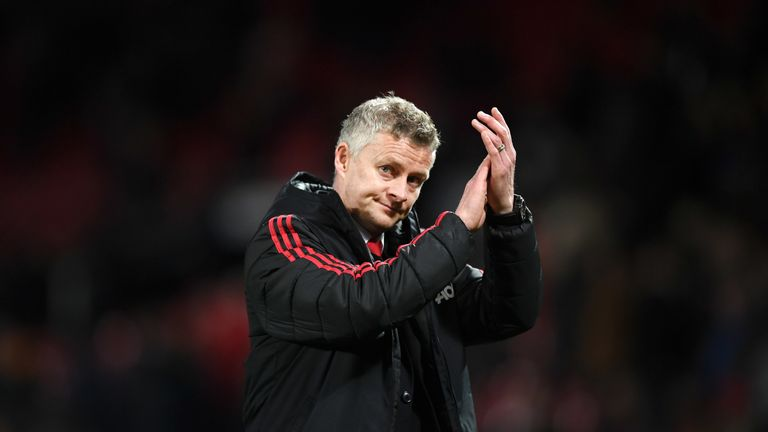 Ole Gunnar Solskjaer has a busy summer ahead in the transfer market