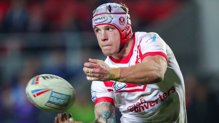 Theo Fages agrees new St Helens contract | Rugby League News |