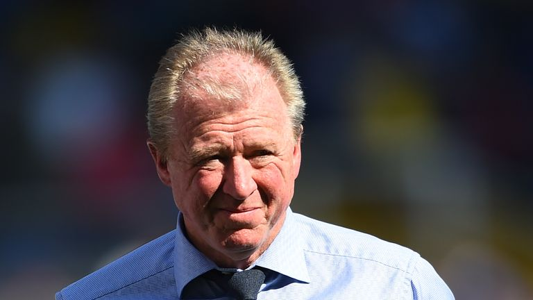 Steve McClaren is the leading candidate to become the new manager of Dundee United