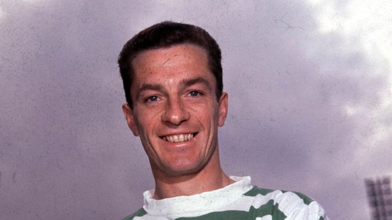 Celtic legend Chalmers died aged 83