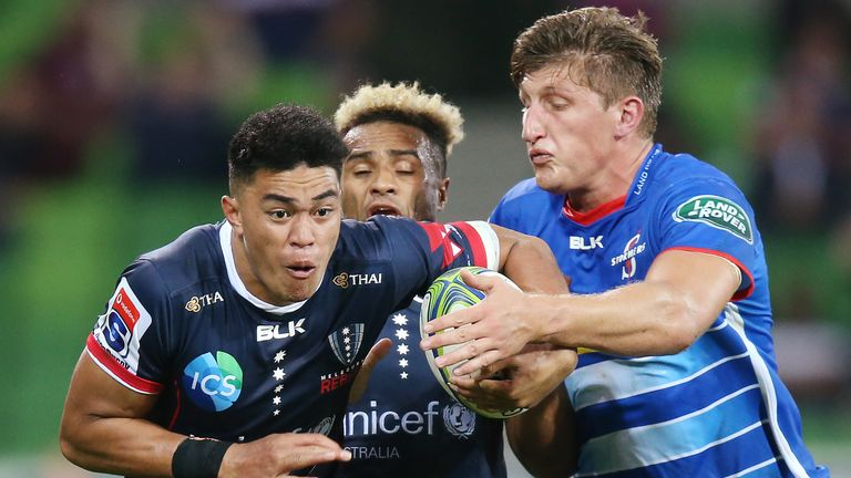 The Rebels hosted the Stormers and lost their three-match unbeaten home run