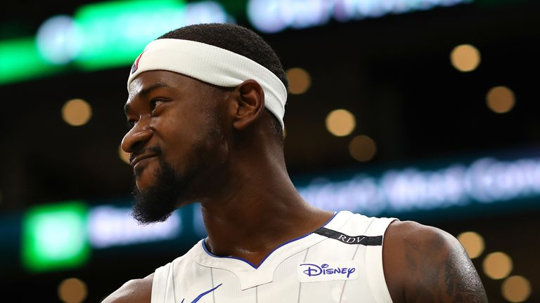 Terrence Ross in action for the Orlando Magic