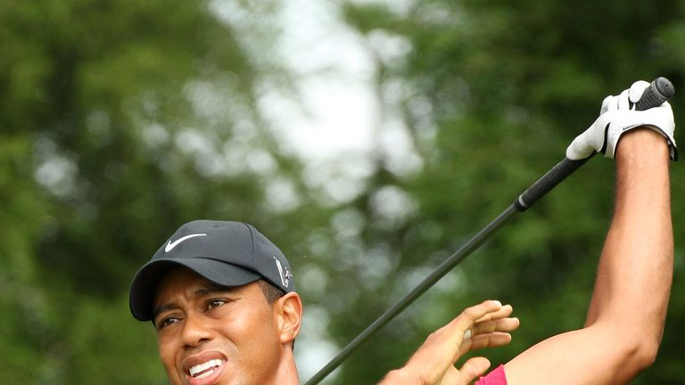 Woods finished in a tie for sixth at the same venue in 2009