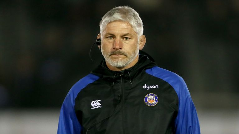 Todd Blackadder is leaving Bath for Toshiba at the end of the season