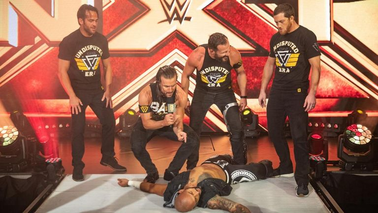 The Undisputed Era have run roughshod over NXT for some time - will the main roster be next?