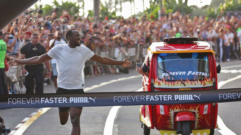 Bolt claims victory over the taxi