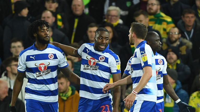 Reading's squad have now been paid their April salaries in full