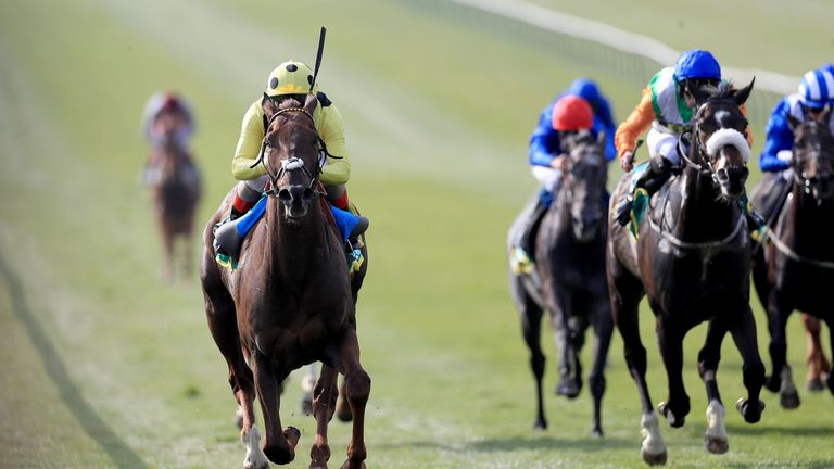 Zabeel Prince reigns for in-form Roger Varian