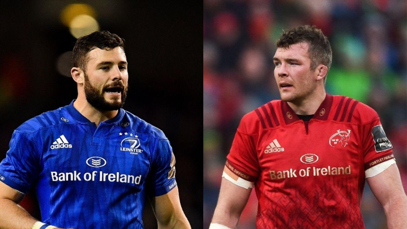 ed356d3ca Guinness PRO14 semi-final: Leinster vs Munster preview