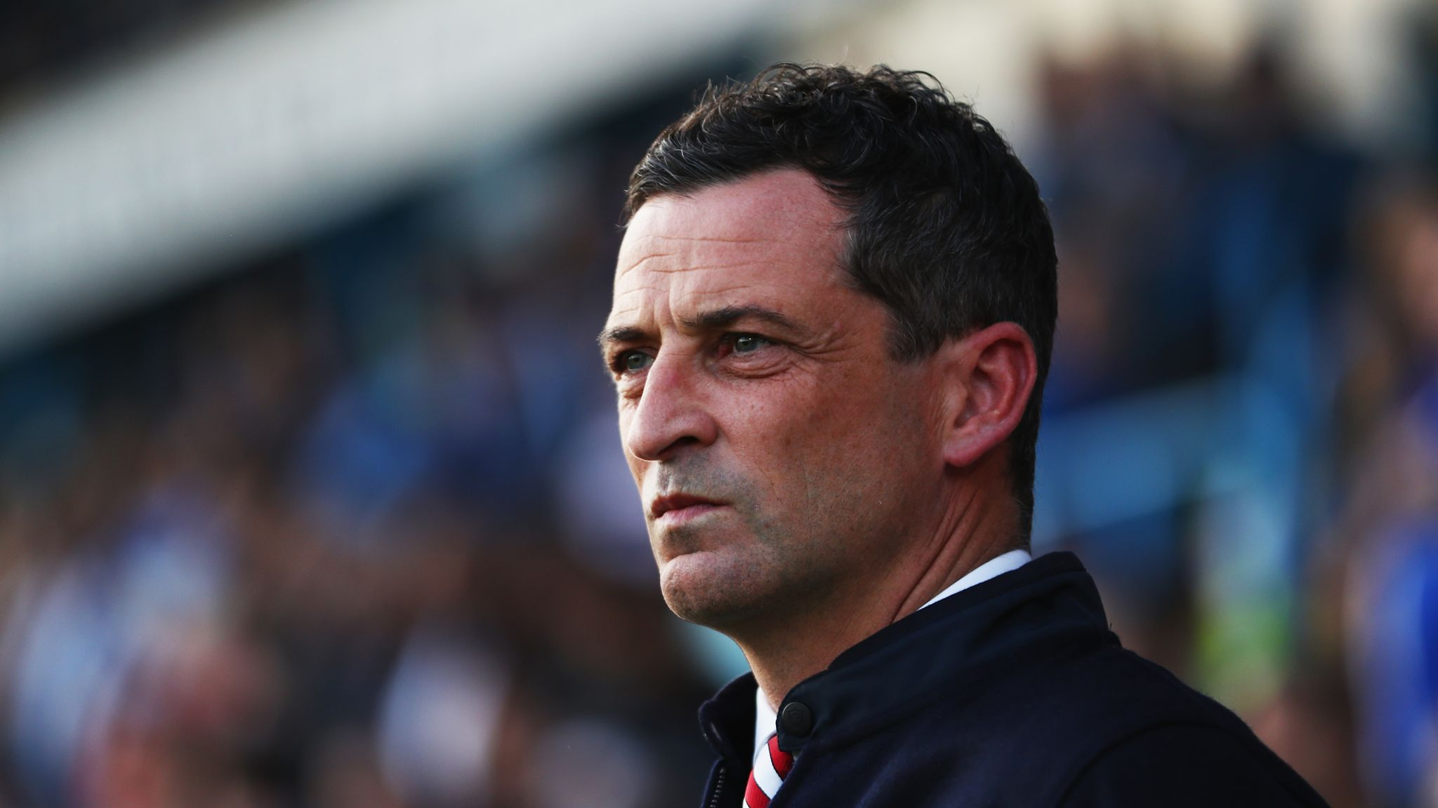 Gareth Ainsworth and Paul Cook on Sunderland manager shortlist