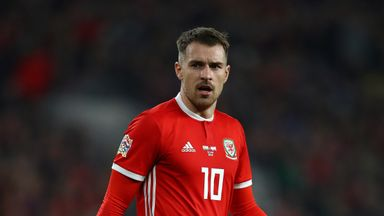 fifa live scores - Aaron Ramsey ruled out of Wales' European Qualifier vs Slovakia