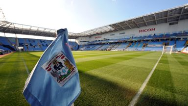 Coventry City are locked in a dispute with Ricoh Arena owners Wasps over continued use of the stadium