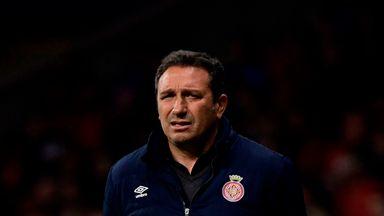 Eusebio spent just one season at Girona