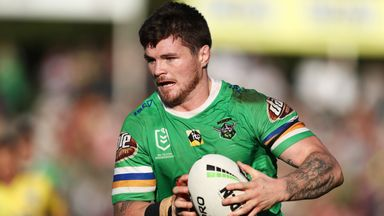 John Bateman hopes to be back from injury early in June