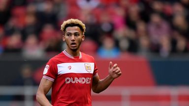 Lloyd Kelly is Bournemouth's first signing of the summer