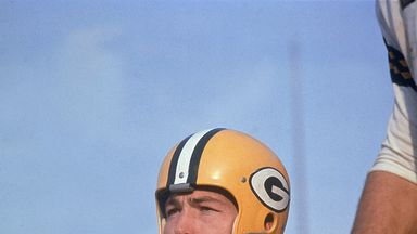 Bart Starr led Green Bay to wins in the first two Super Bowls